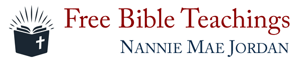 Free Bible Teachings logo